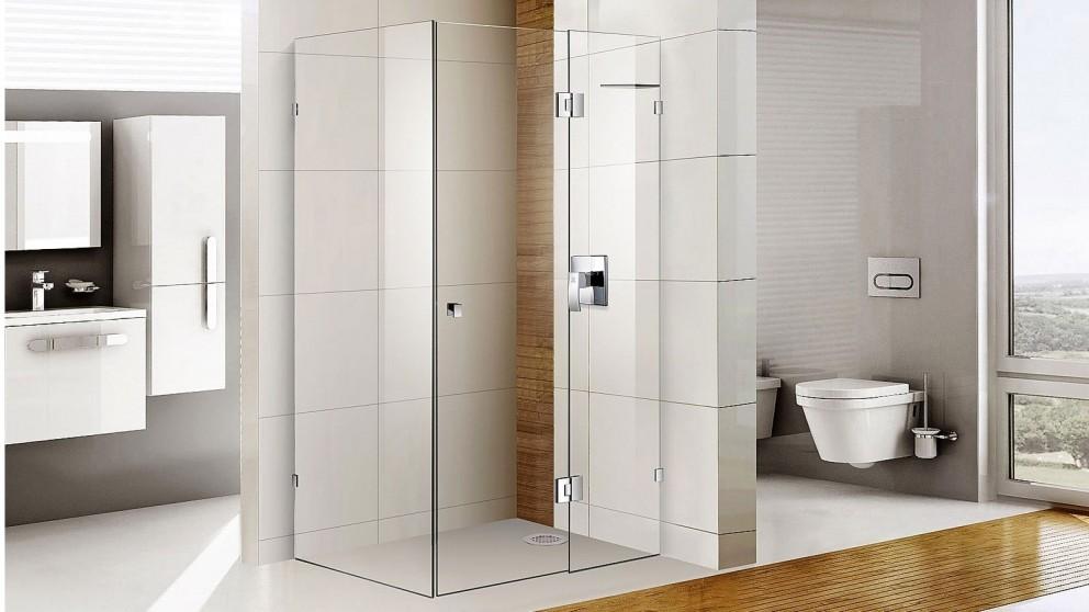 Trumpa apžvalga renkantis dušo kabiną