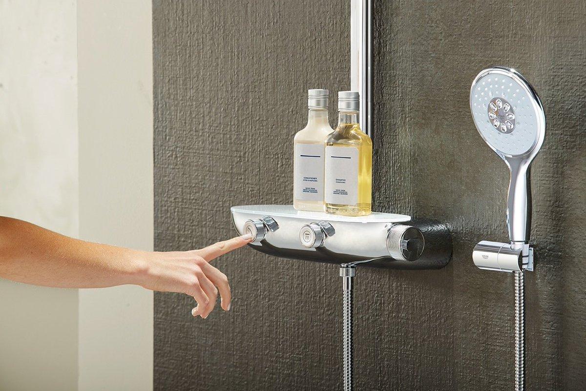 Renkamės dušo sistemą: kodėl kainos taip skiriasi?