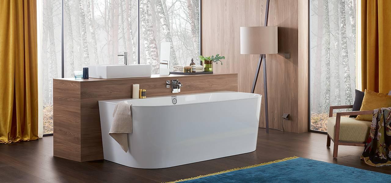 Kaip suplanuoti vonios kambarį? Pataria architektas-dizaineris
